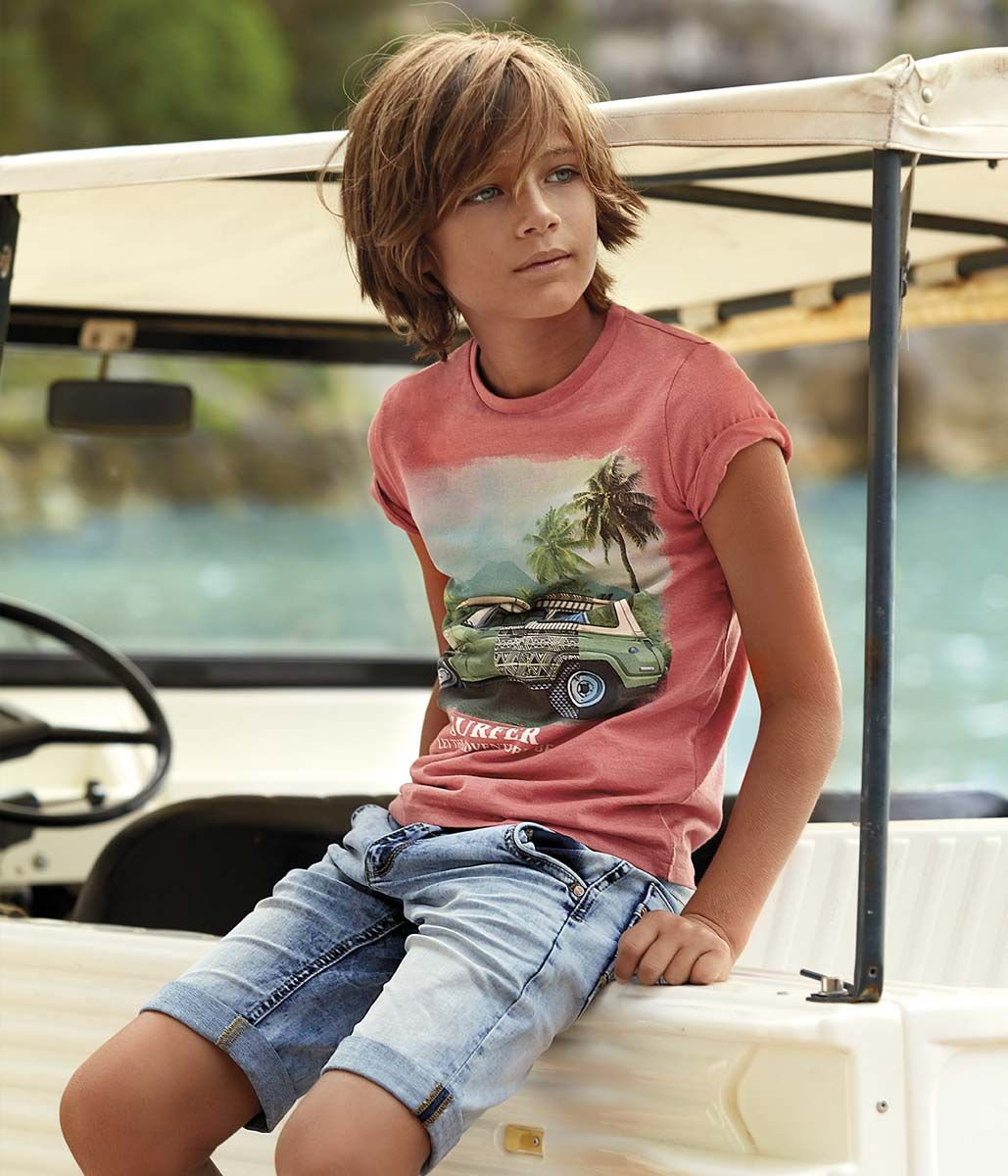 Boy long hairstyles mayoral junior collection springsummer   beauty  pinterest