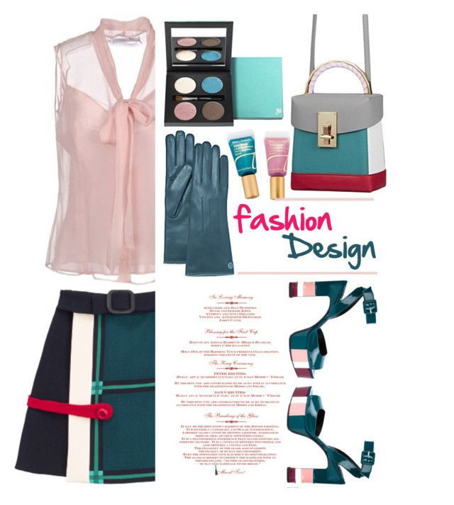 """""""fashion design"""" by emcf3548 ❤ liked on Polyvore featuring Prada, Sodamix, Coach, Cotton Candy, The Volon and Pierre Hardy"""