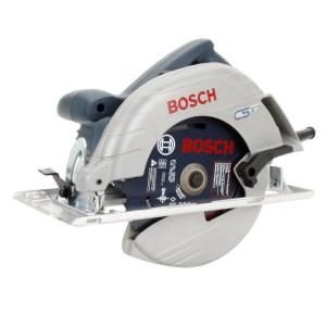 Bosch 7 1 4 In 15 Amp Circular Saw Model Cs5 Circular Saws Circular Circular Saw