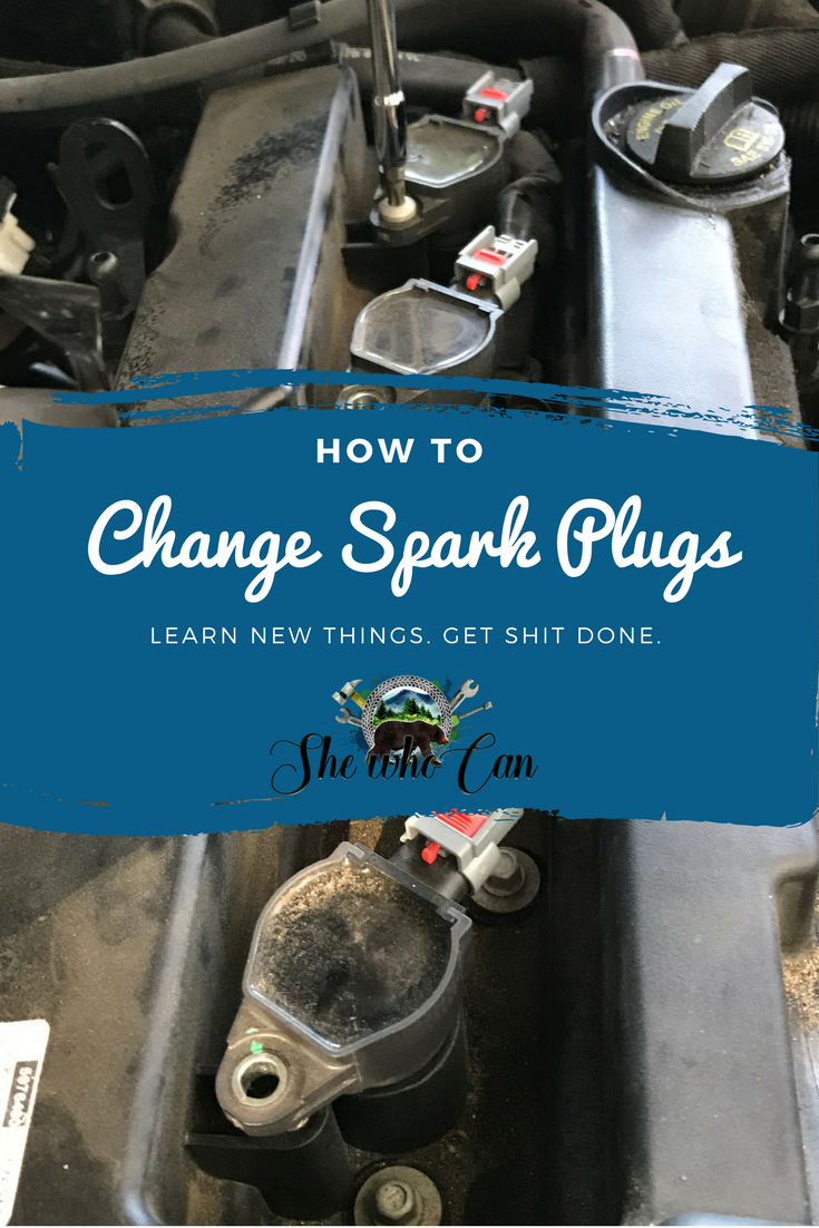 Want To Learn How Change The Spark Plugs On Your Car It S So Easy Check Out My Tutorial And You Ll Find This Is A Great Way