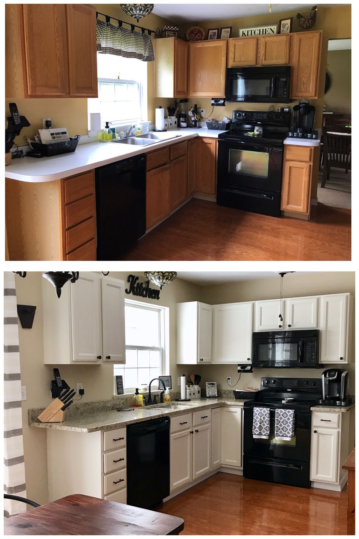 Inexpensive kitchen remodel | Home in 2019 | Home kitchens ...