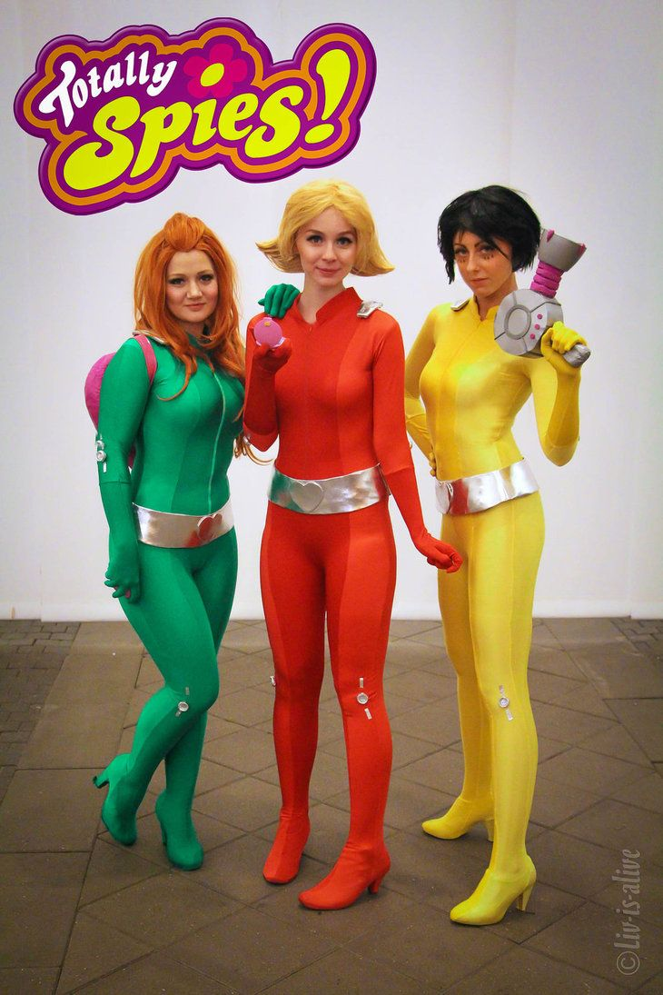 Pin on Cosplay , Totally Spies!