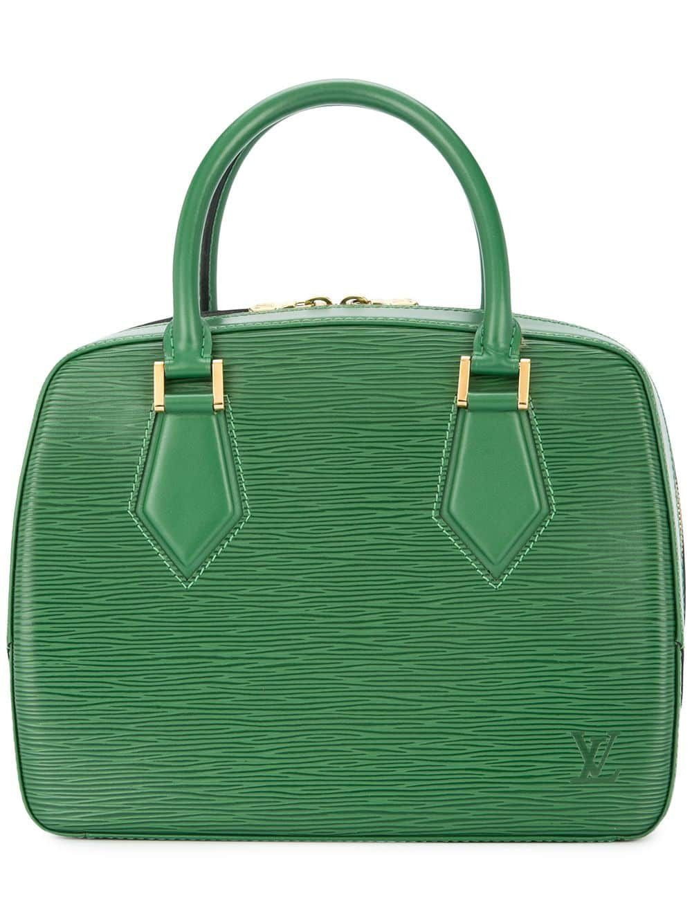 fb83d34b LOUIS VUITTON PRE-OWNED Sablons handbag - Green in 2019 | Products ...