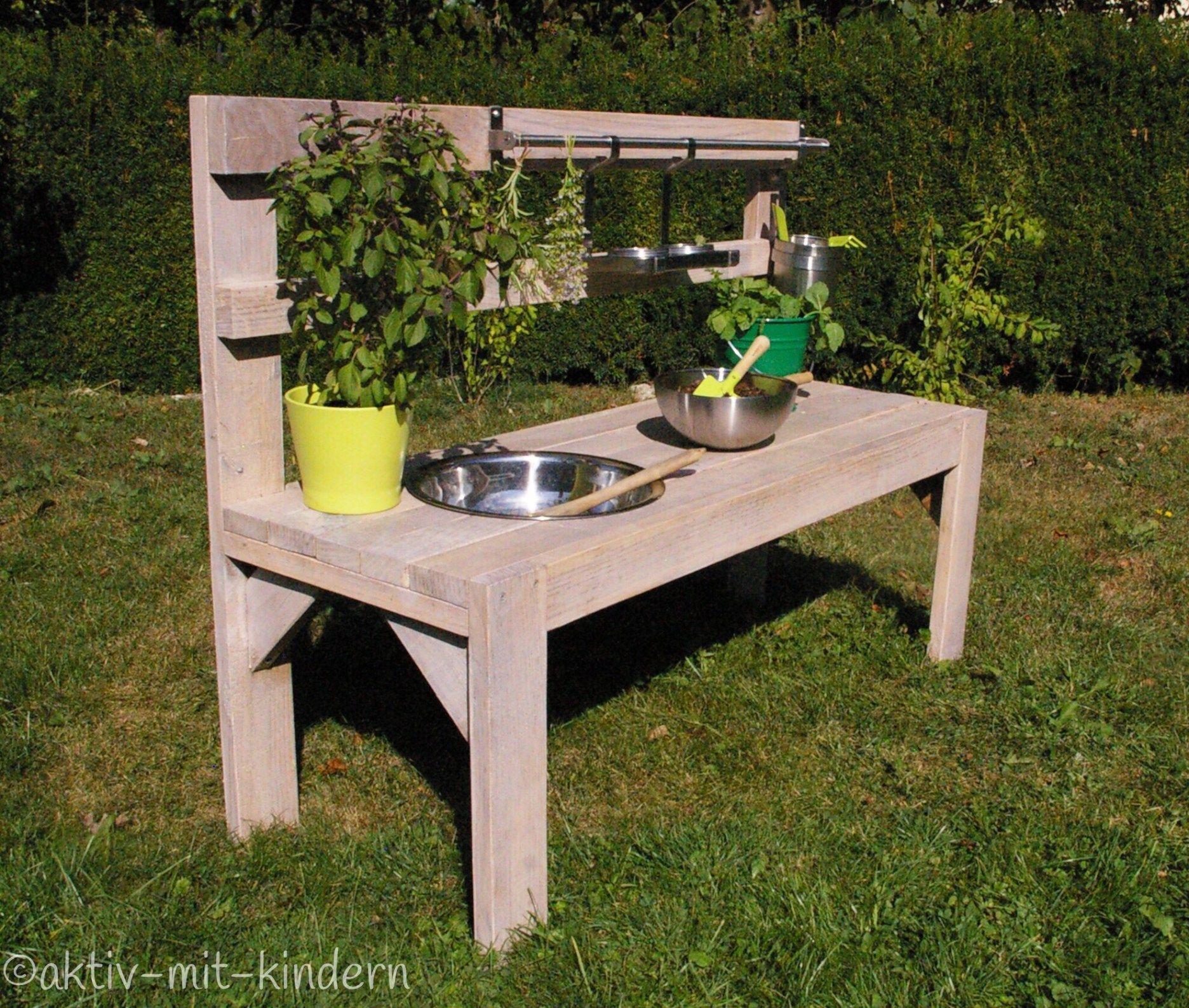 Diy Unsere Matschkuche Matsch Gartenhaus Bauen Und Ideen Zum