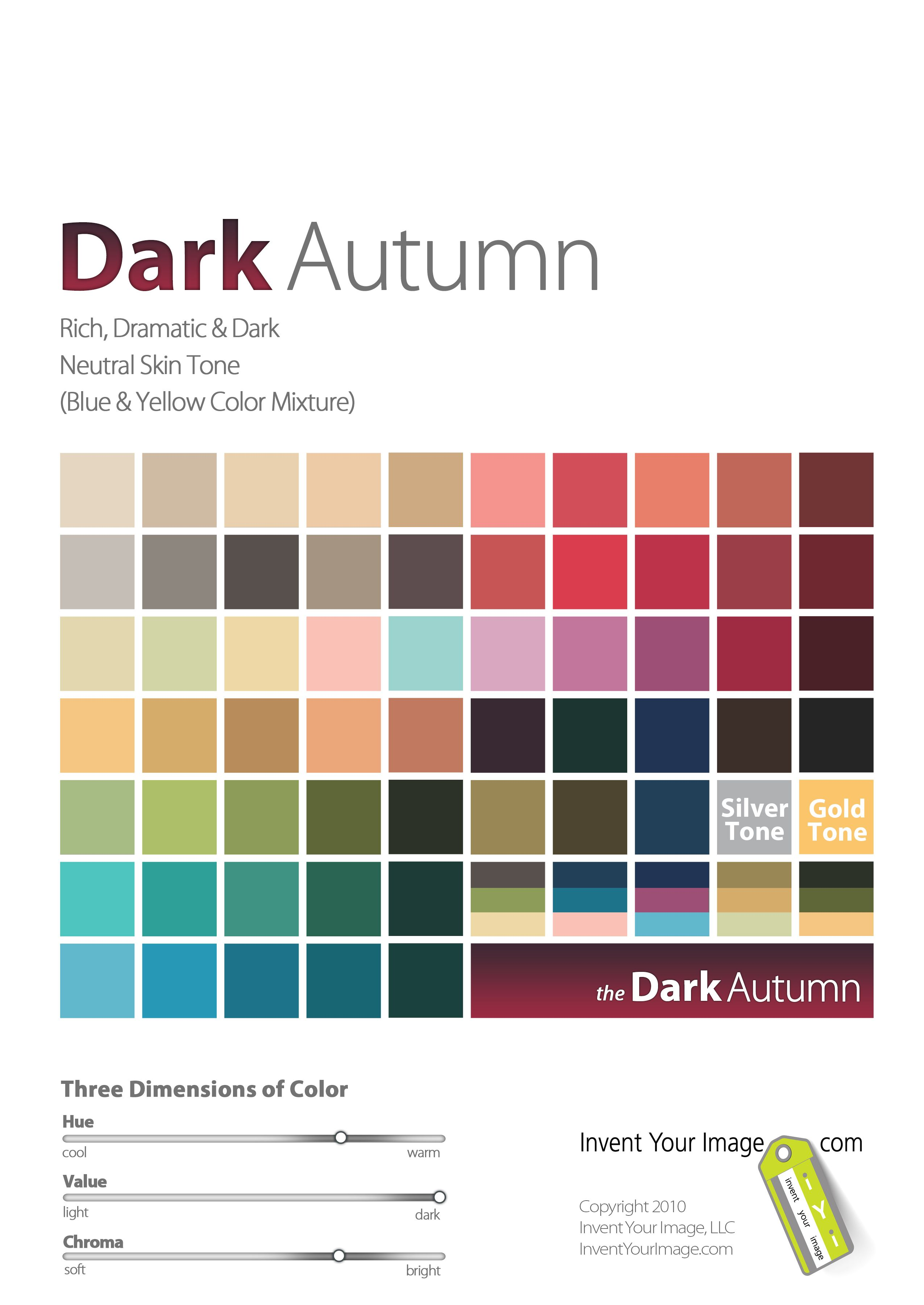 Men's Dark Autumn colors | Deep Autumn Men's Clothes ...