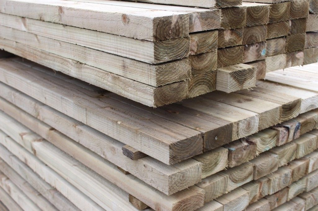 50 X 150 Treated Acq Carcassing Manchester Blackburn Oldham Bolton George Hill George Hill Timber Merchants Sawn Timber