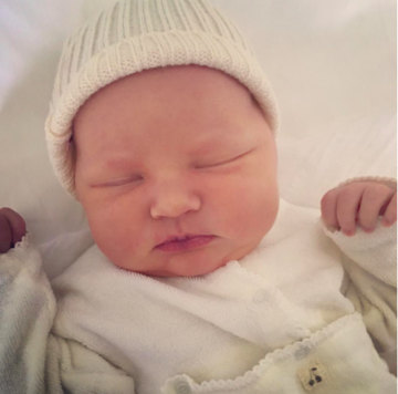 First Look: Celebrity Baby Reveals!