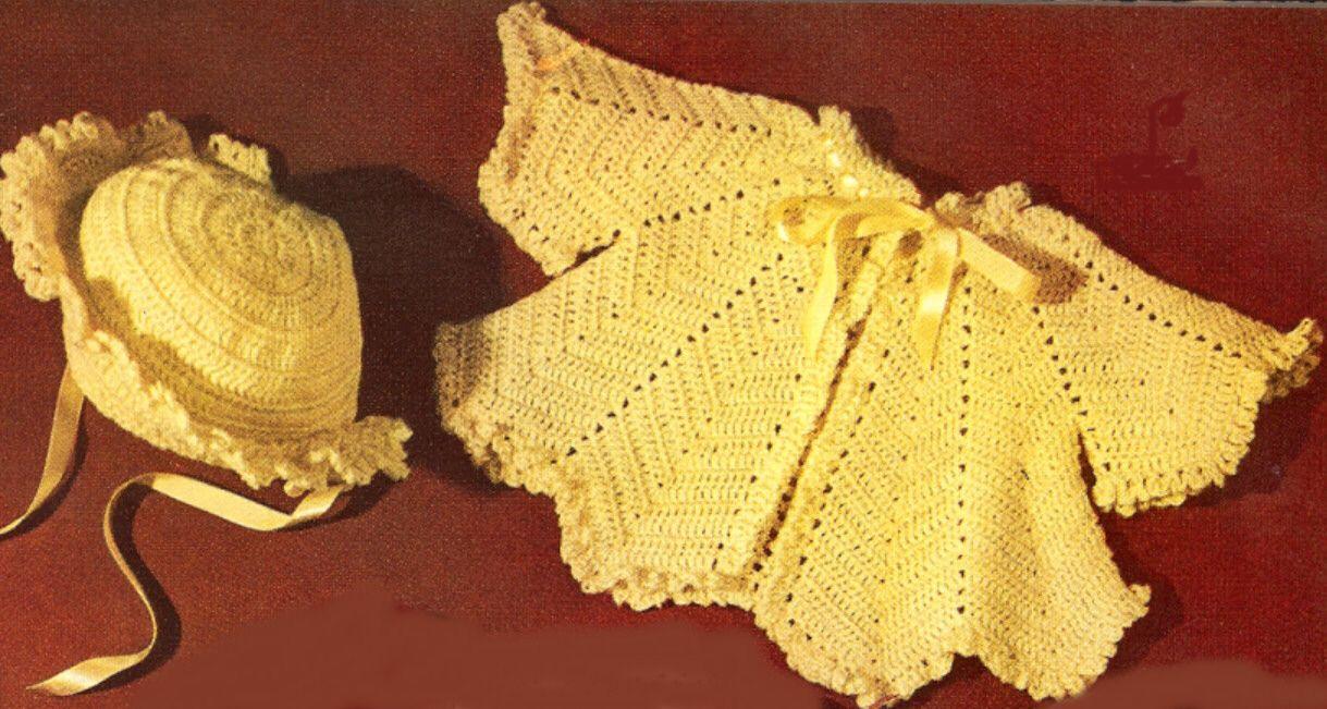 Free Crochet Baby Dress Patterns | Free Crochet Patterns-baby ...