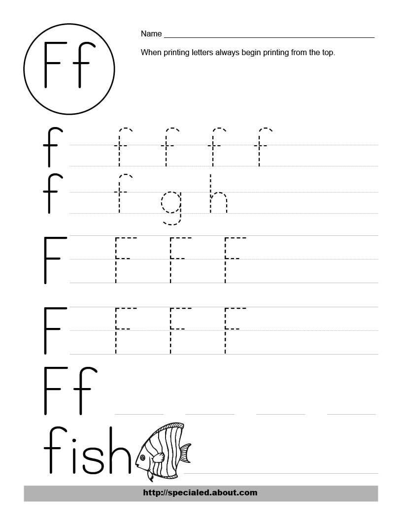 alphabet activities for the letter f preschool la alphabet activities alphabet worksheets. Black Bedroom Furniture Sets. Home Design Ideas