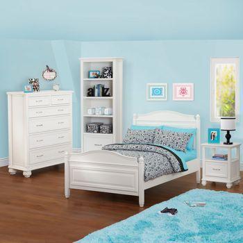 Costco Brooke 4 Piece Full Bedroom Set Princess Pinterest Bedrooms