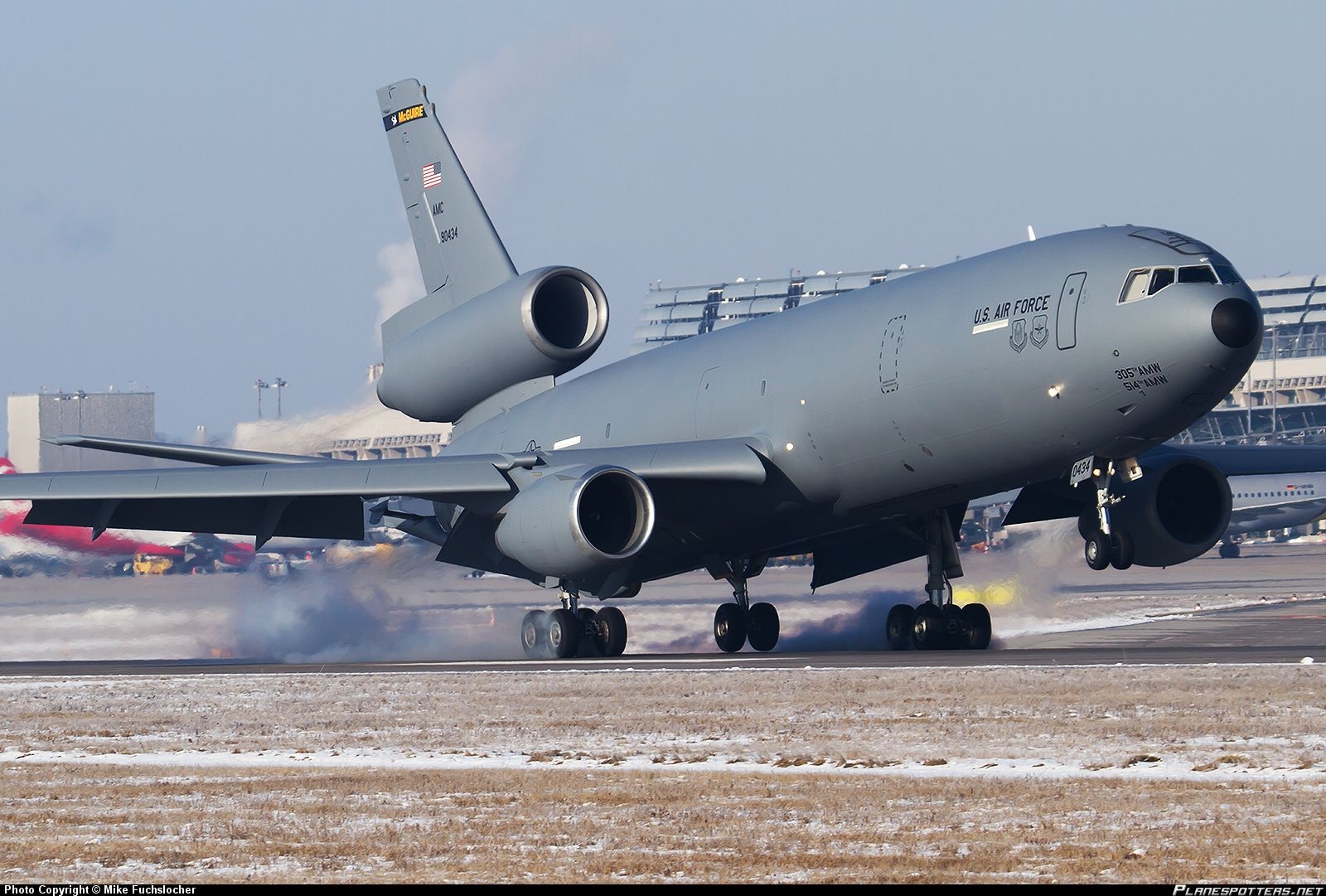 790434 USAF United States Air Force McDonnell Douglas KC
