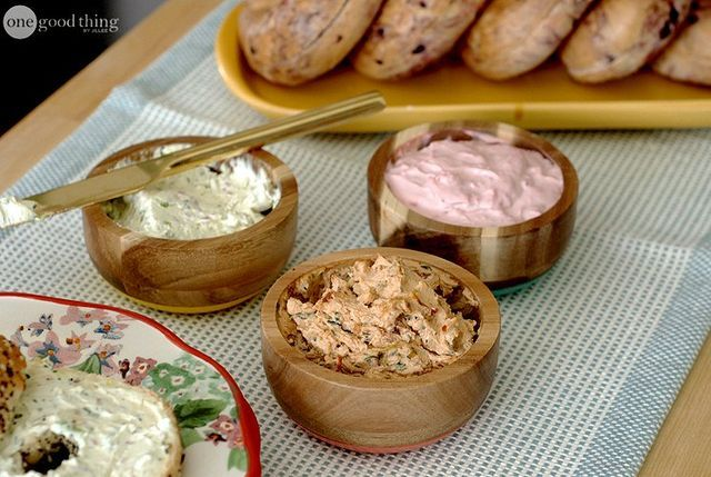 3 Mouth-Watering Homemade Cream Cheese Spreads | One Good Thing By Jillee | Bloglovin'