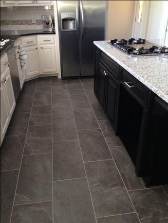 Fresh Vinyl Flooring Kitchen Ideas