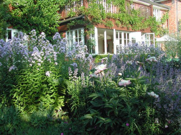 english cottage garden design ideas - Garden Design Cottage Style