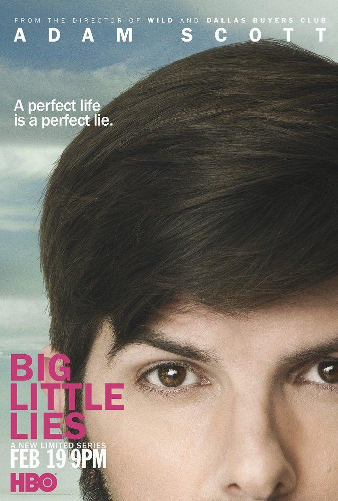 Big Little Lies Series Poster