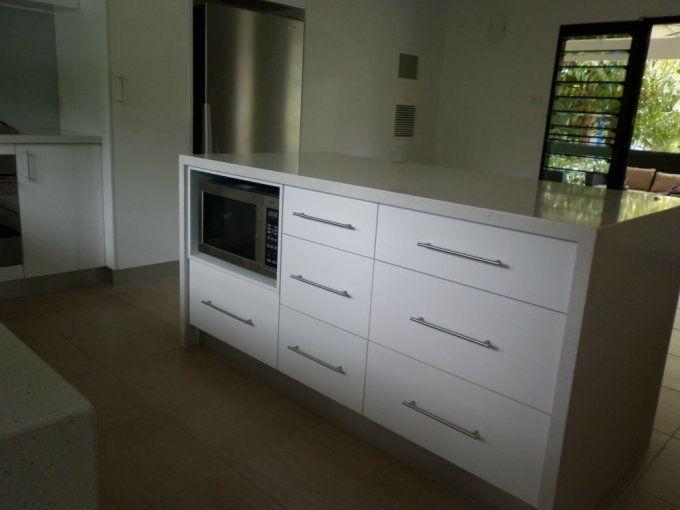 Microwave Under Island Bench Kitchen Renovation Island Bench Kitchen Dining