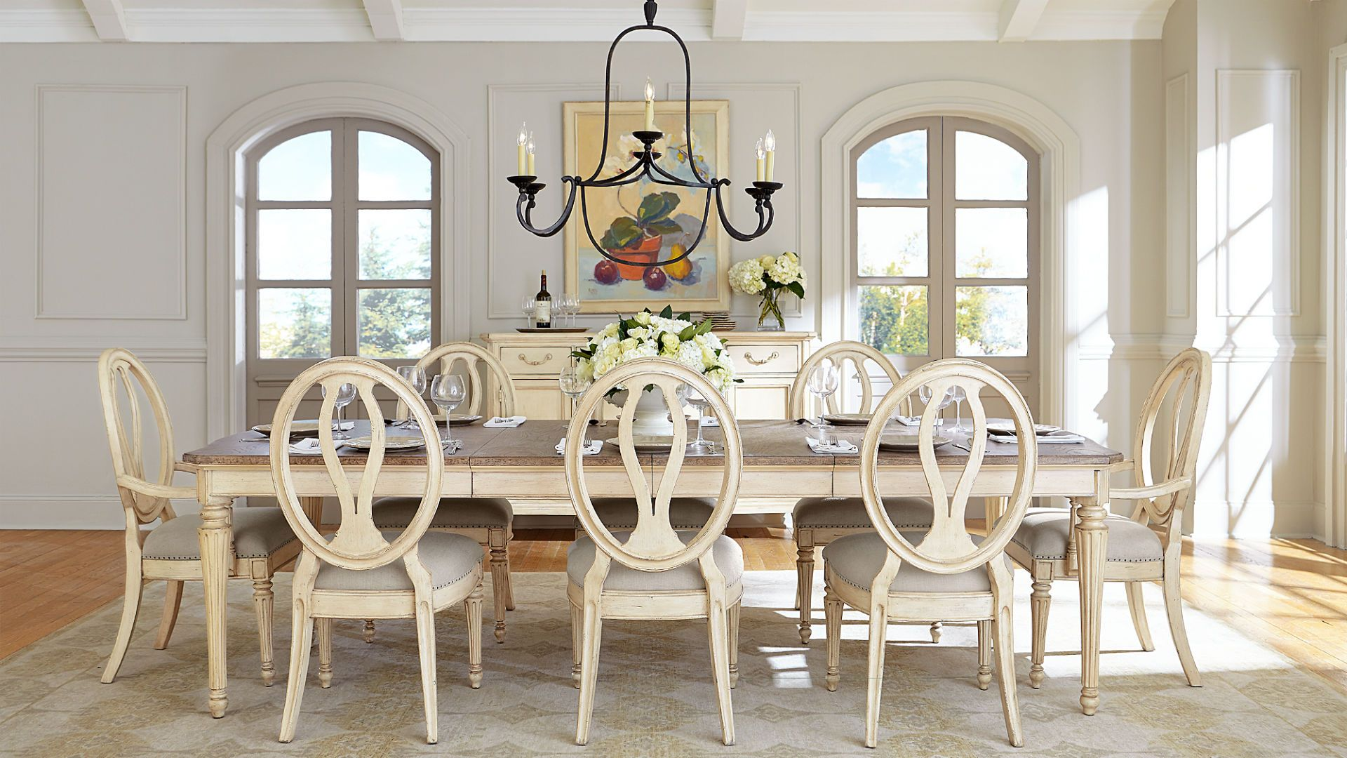 Ordinaire European Cottage   Dining Room   Stanley Furniture