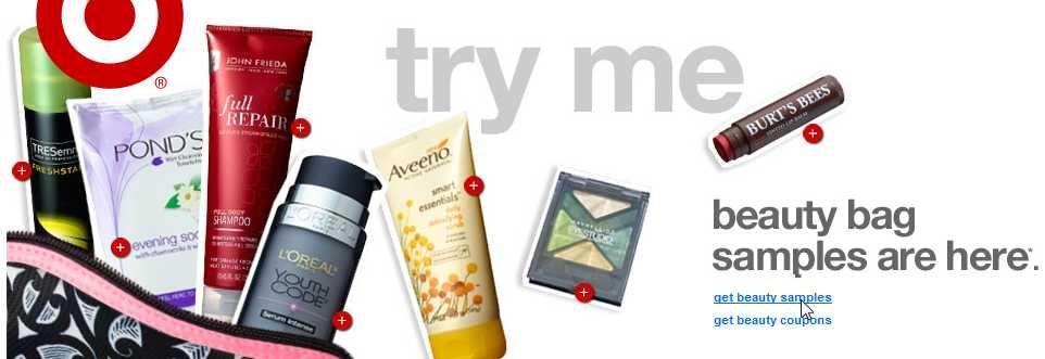 Free samples at Target Stores!!! | FREE SAMPLES! | Target
