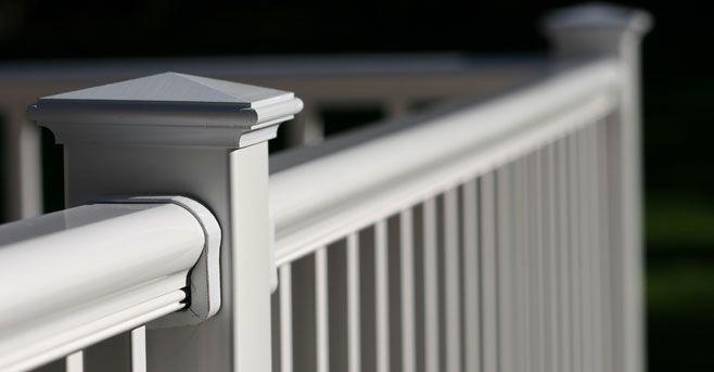 Titan Pro Railing - PRODUCTS - RDI   Railing, Deck railing ...