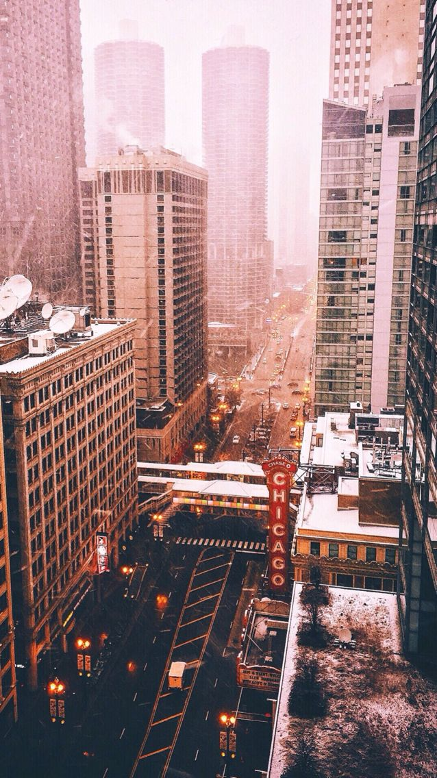 Pinterest Emily Ahlers Chicago Wallpaper Chicago Photography City Aesthetic