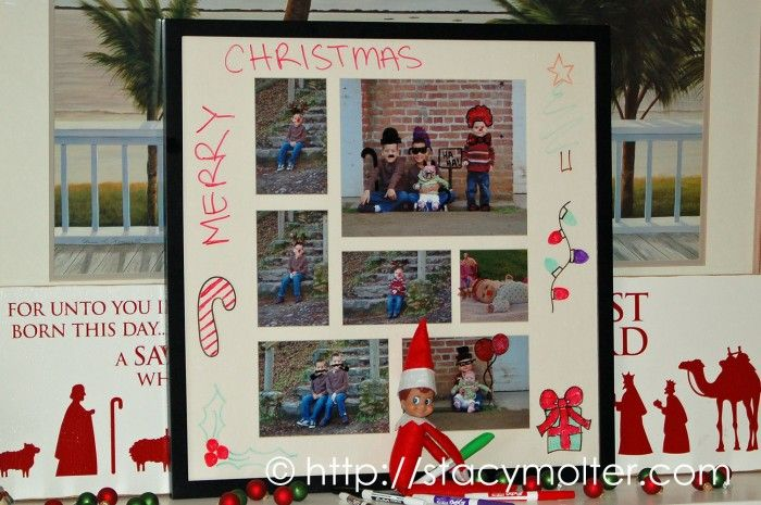 More Creative and Fun Elf on the Shelf Ideas for Kids | Fancy Shanty | Stacy Molter