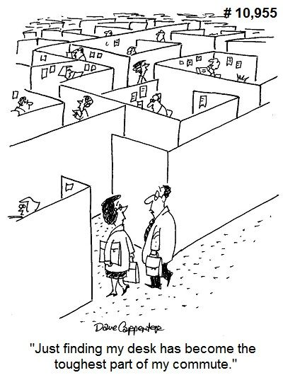 Office cartoons | Cartoons by Dave Carpenter | Office cartoon, Cartoon,  Funny cartoons