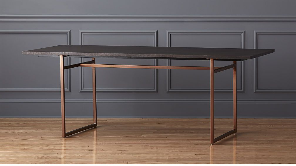 Anezi Dining Table Unique Dining Room Table Dining Table Copper