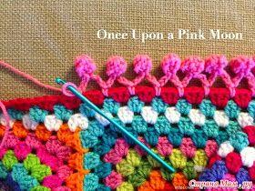 entretejiendo la vida: Pompones a crochet