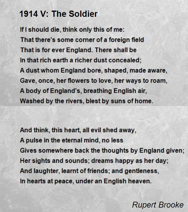 Rupert Brooke Poems 2