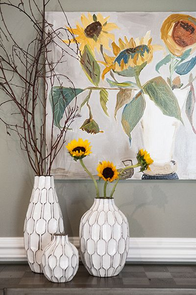 Bringing fall into your home art by rachel cordaro - Interior decorators rochester ny ...