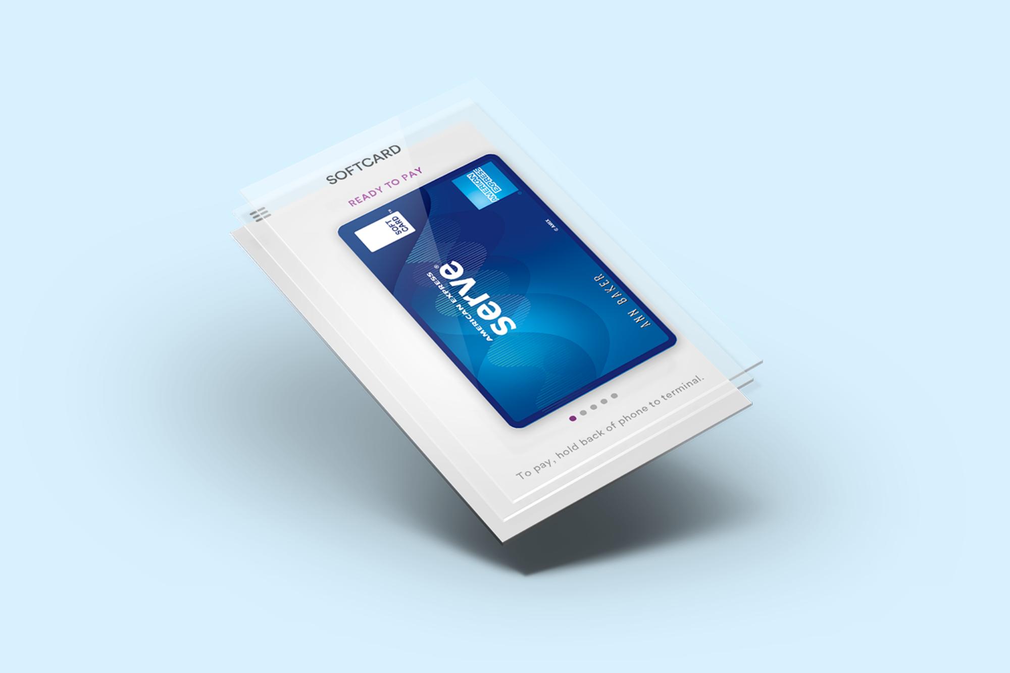 Softcard Mobile design, Branding design, My design