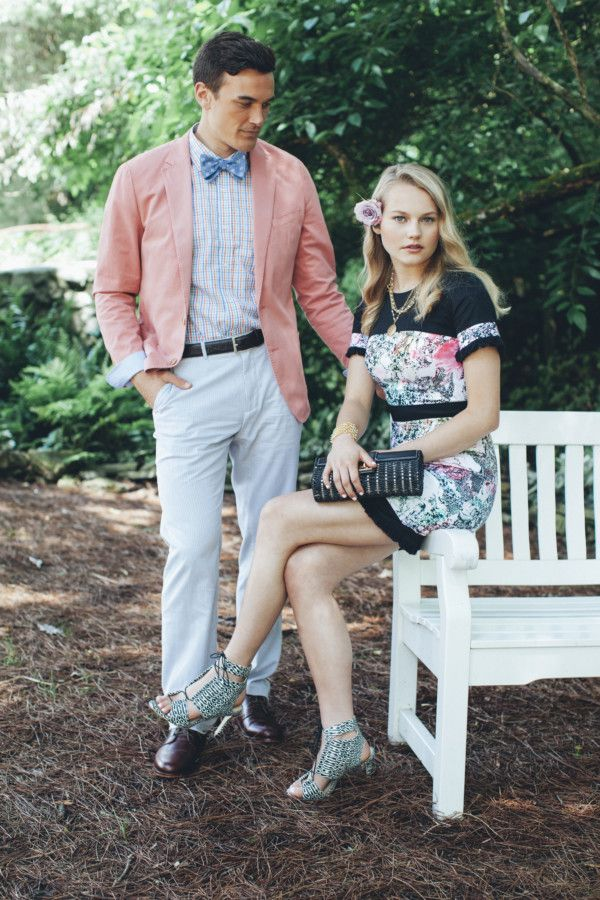 Garden Party Chic Wedding Guests Cedarwoodweddings What To Wear To
