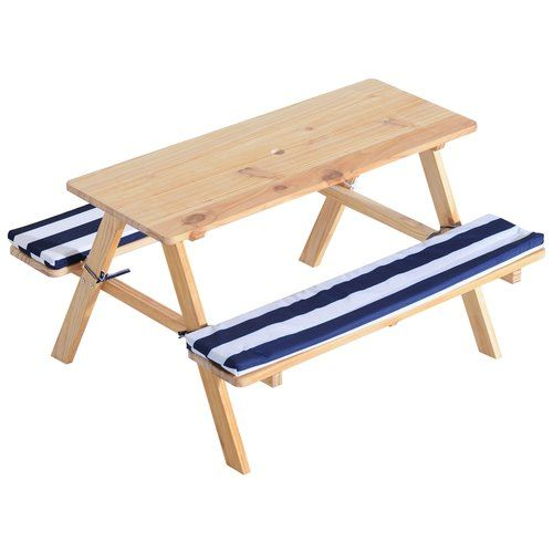 Best Of Childrens Wood Picnic Table