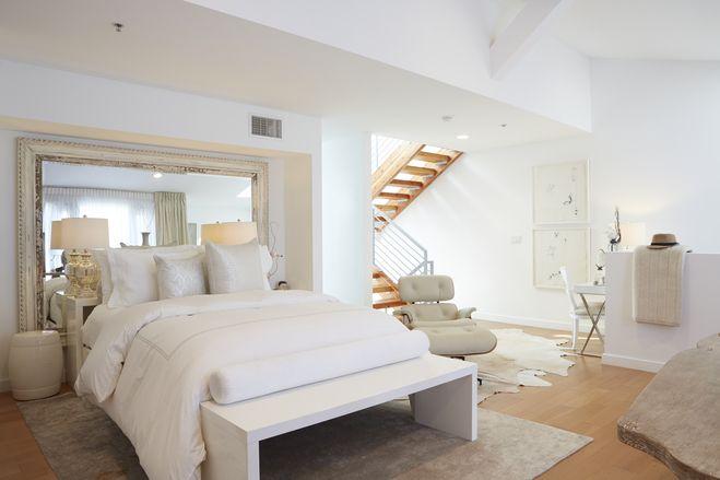 Looking Out For No 1 Mirror Headboard Bedding Sets Master Bedroom Modern Bedroom Decor Grey