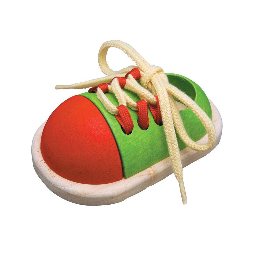 Tie-Up Practice Shoe