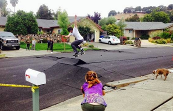 California earthquake hurt and kill 100's of people and damage millions of Property in Napa | Buildingwebs