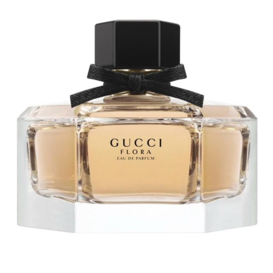New & Vintage Gucci Up to 70% Off Retail. Real or Your Money Back. Shipping & Returns Included. BREND NEW --- AUTHENTIC BOXED TESTER FRAGRANCE FOR WOMEN WITH CAP ---FLORA BY GUCCI ---EDP---SPRAY---2.5 OZ---75 ML---MAIN ACCORDS OF FRAGRANCE : FLORAL,CITRUS,FRESH,ROSE,FRUITY  |  Tradesy is the leading used luxury fashion resale marketplace | 100% AUTHENTIC, OR YOUR MONEY BACK | We have a zero-tolerance policy for replicas. Our authentication rate is best in the industry (Stronger than eBay, Thread