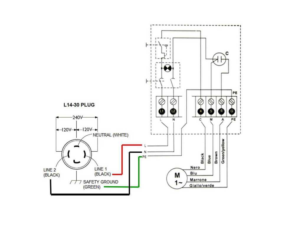 Wiring Diagram For 220 Volt Submersible Pump | wiring ... on