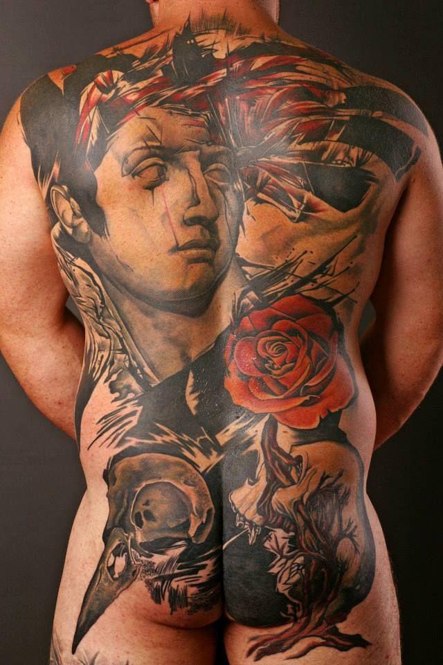 Sandor Earl Tattoos