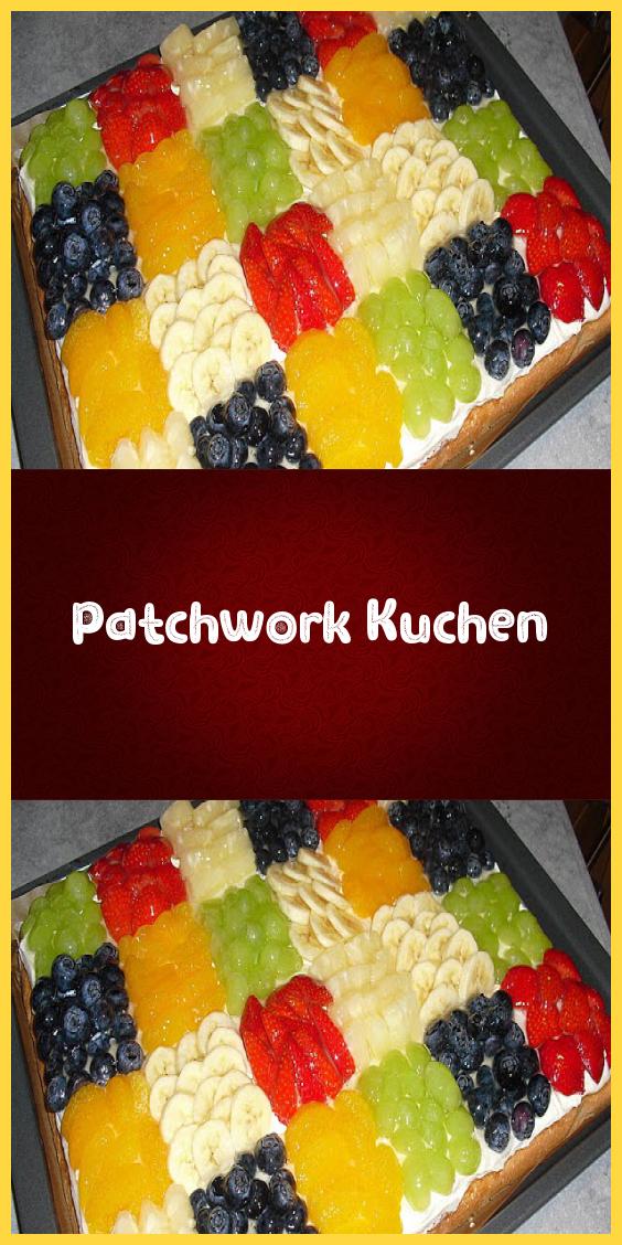 Patchwork Kuchen