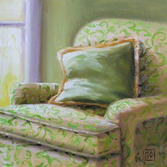 """Do you have a """"plushy"""" spot in your home, a comfy chair or something that ...  pvedesign.blogspot.com"""