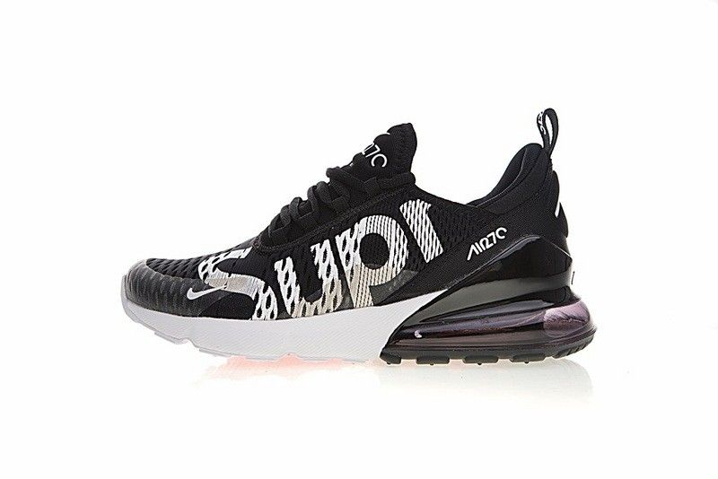 f1ad841b2880a5 Nike Air Max 270 X Supreme noir blanc AH8050 001