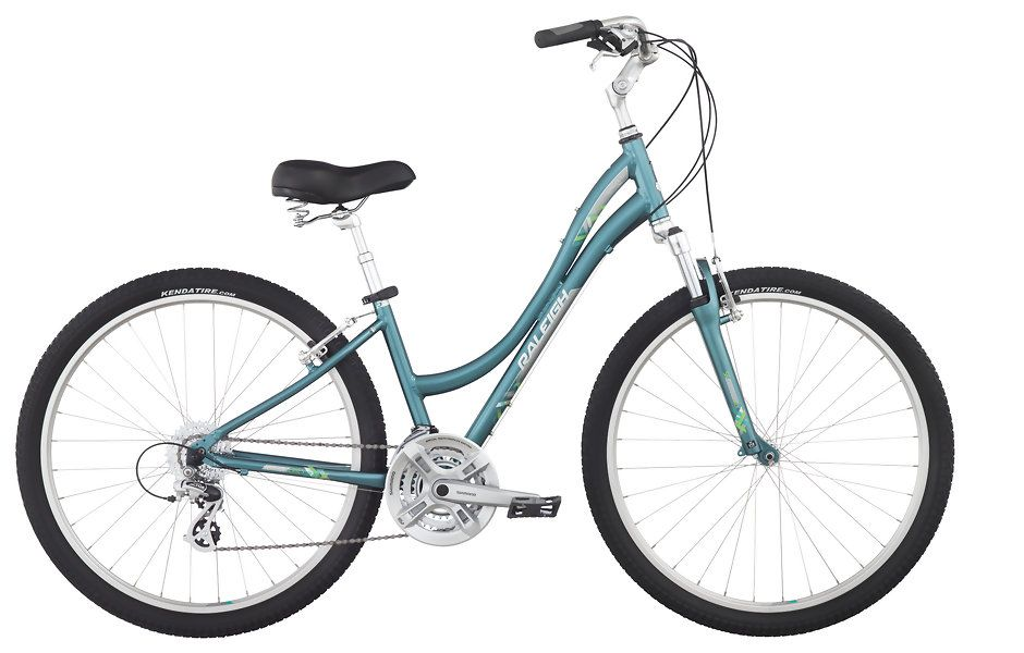 Venture 4 0 Womens Raleigh Bikes Comfort Bike Bicycle