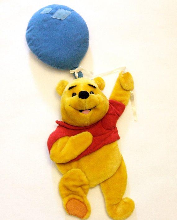 59322e4119d7 Disney Pooh Bear Up The Honey Tree Soft 3D by ParadeOfMemories ...