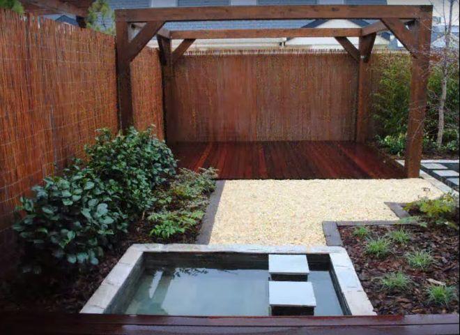 Soluciones para patios traseros y jardines el paisajismo for Jardines traseros pequenos