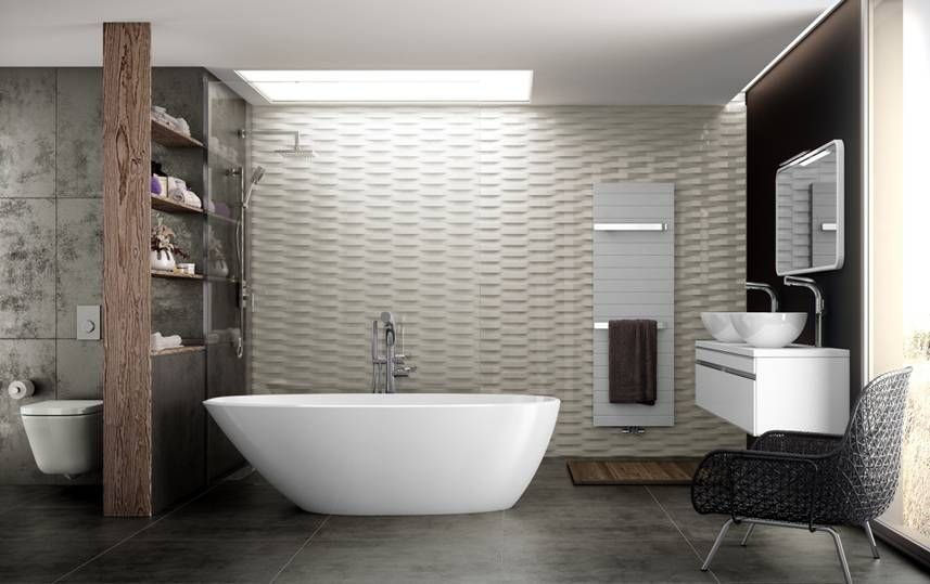 Freestanding Tub With Overhead Shower Google Search