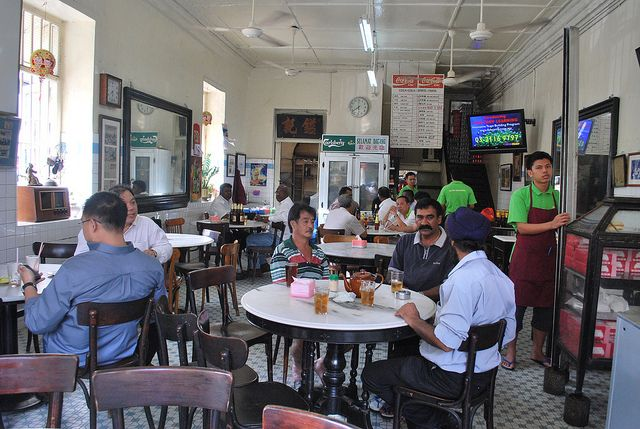 The Old Lady Yut Kee Hainanese Kopitiam Still Going Strong