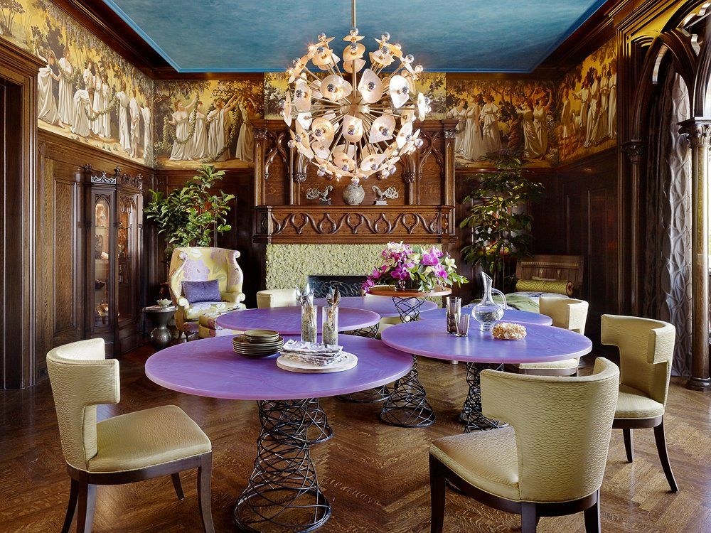 dining room chic