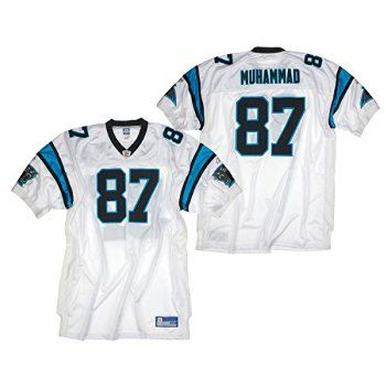 promo code bf1ab b4a30 For sale Carolina Panthers NFL Men's Muhsin Muhammad # 87 ...