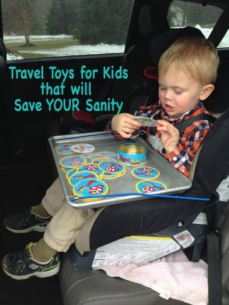 10 travel toys for kids that fit in one backpack